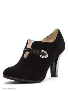 Черные Туфли Sinta Gamma