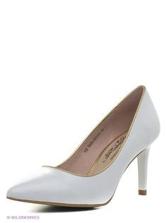 Белые Туфли Francesco Donni