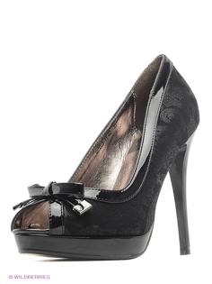 Черные Туфли J&Elisabeth J&;Elisabeth