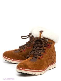 Оранжевые Ботинки Covani