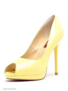 Желтые Туфли MILANA