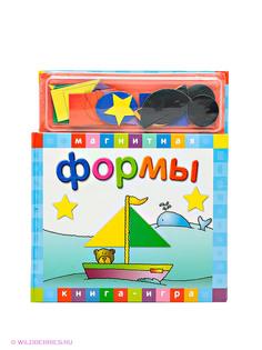 Развивающие игрушки Магнитные книжки