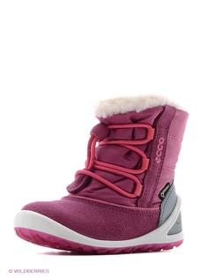 Ботинки ECCO