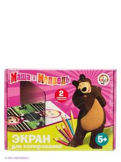 Развлекательные подарки Маша и медведь