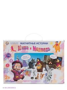 Настольные игры Маша и медведь
