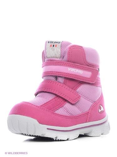 Viking обувь детская купить со скидкой