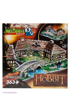 Пазлы Wrebbit3D