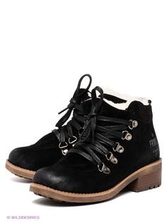 Черные Ботинки Formalab