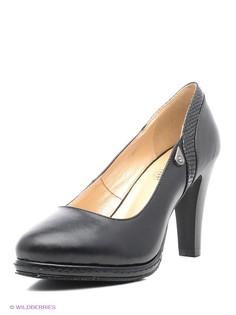 Черные Туфли MakFine