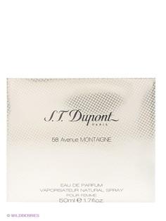 Туалетная вода DUPONT