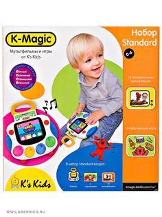 Развивающие игрушки K-MAGIC