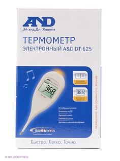 Термометры электронные A&D A&;D