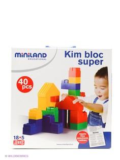 Развивающие игрушки MINILAND