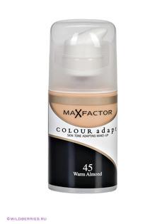 Тональные кремы MAX FACTOR