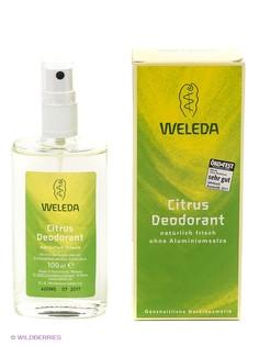 Дезодоранты Weleda