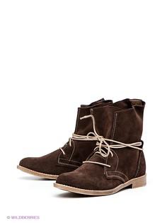 Коричневые Ботинки Ralf Ringer