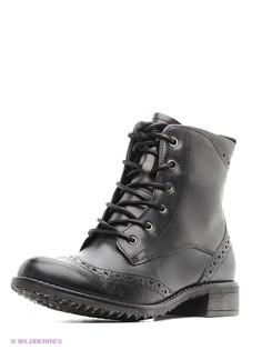 Черные Ботинки Tamaris