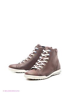Коричневые Ботинки ECCO