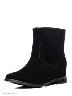 Черные Ботинки oodji