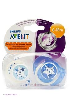 Пустышки Philips AVENT