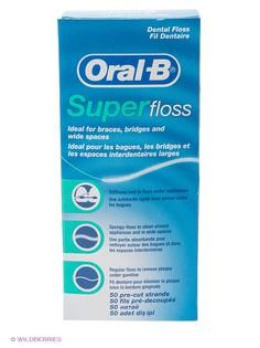 Зубные нити ORAL_B