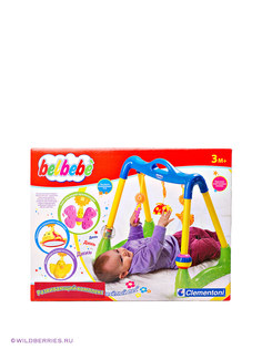Развивающие игрушки Clementoni Belbebe