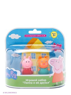 Фигурки-игрушки Peppa Pig