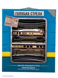 Железные дороги Голубая стрела