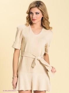 2d58f5b5f3d Купить женские короткие платья (мини) молочные в интернет-магазине ...