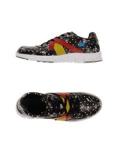 Низкие кеды и кроссовки Dolce &; Gabbana