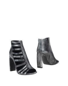 Серые Полусапоги и высокие ботинки VIC Matie'