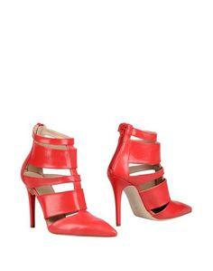 Красные Полусапоги и высокие ботинки Jolie BY Edward Spiers