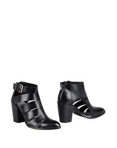 Черные Полусапоги и высокие ботинки George J. Love