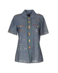 Джинсовая рубашка History