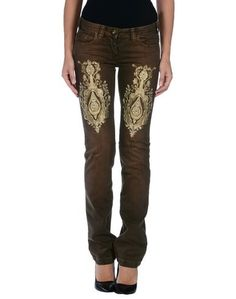 Джинсовые брюки Lupattelli