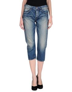 Джинсовые брюки-капри Johnbull