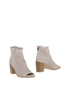Бежевые Полусапоги и высокие ботинки Tiffi
