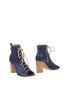 Синие Полусапоги и высокие ботинки LemarÉ