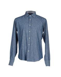 Джинсовая рубашка Panama