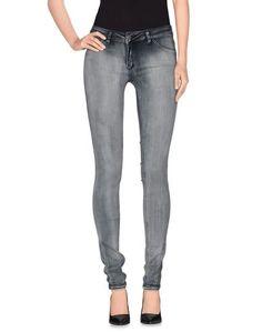 Джинсовые брюки Supertrash