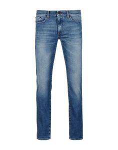 Джинсовые брюки 8