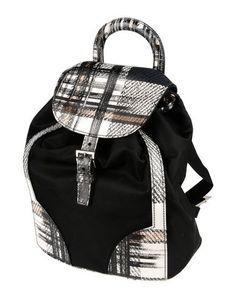 Рюкзаки и сумки на пояс Prada