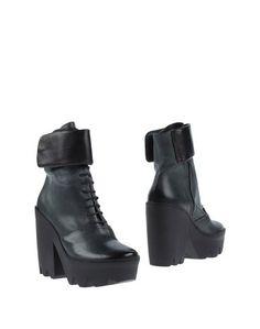 Зеленые Полусапоги и высокие ботинки VIC Matie'