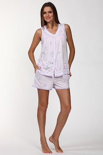 Пижама: шорты и майка Aria