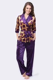 Пижама: брюки и кофта Del Fiore