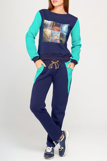 Костюм: кофта и брюки Majaly