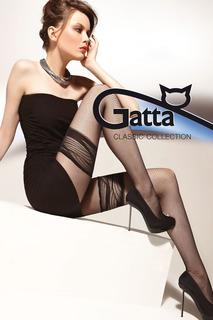 Колготки с имитацией чулок Gatta