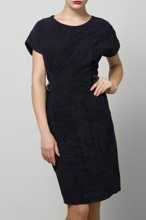 Платье из замши Mondial