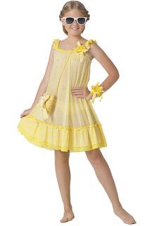 Платье пляжное, сумочка Arina Festivita by Lora Grig