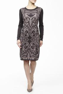 Платье трикотажное вязаное M.Reason